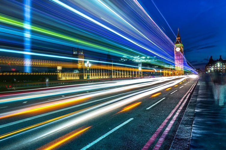 Night Photography – London