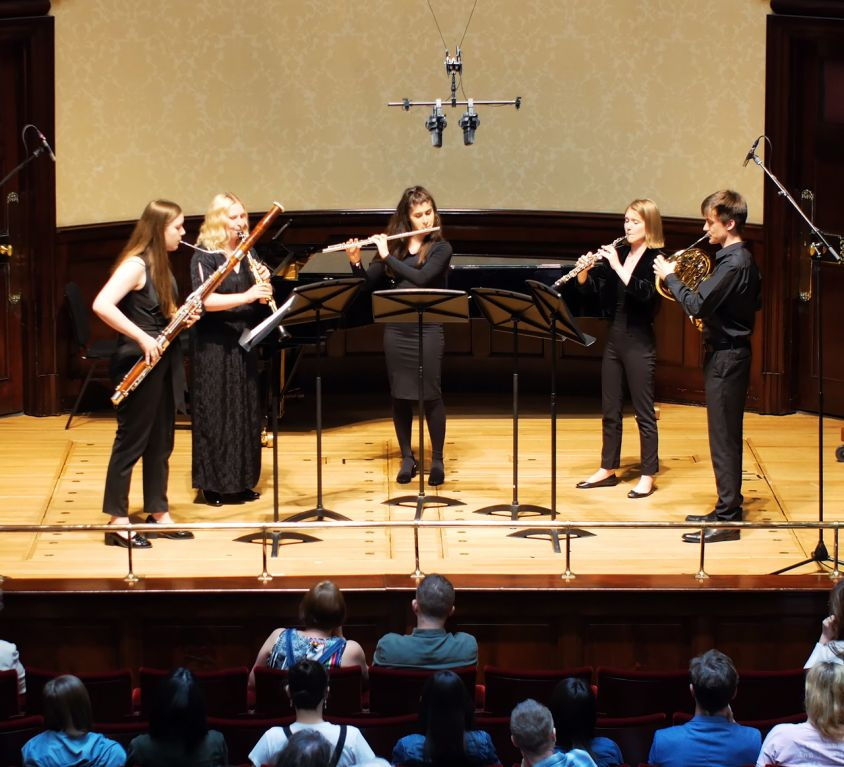 The Purcell School Chamber Ensembles – Wigmore Hall